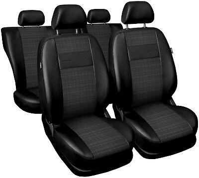 Sitzbezüge Sitzbezug Schonbezüge für Mercedes A-Klasse 1997-12 Exclusive E4