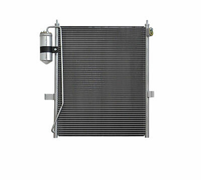 Brand New Air Con Condenser With O Ring Kit A//C Air Conditioning 16-1442