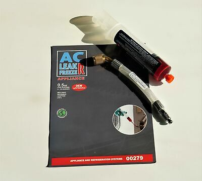 00279 Ac Leak Freeze R 0.5 Ounce Stop Leak For Appliance Refrigeration System