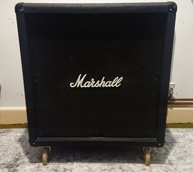 MARSHALL 7041 BASS CAB 4X10 SPEAKER CABINET CELESTION