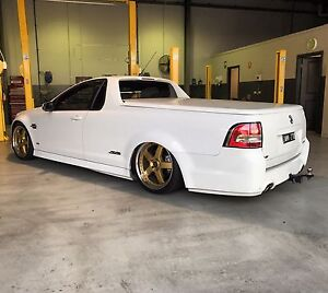 Holden VE SSV manual ute! Bagged, Simmons, leather,etc Ferntree Gully Knox Area Preview