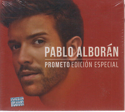 CD - Pablo Alboran CD NEW Prometo Edicion Especial 3 CD's + 1 DVD FAST SHIPPING! segunda mano  Embacar hacia Argentina