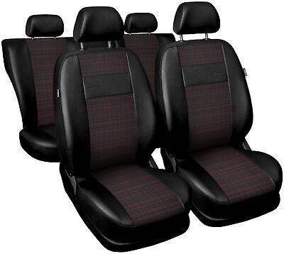 Autositzbezüge BMW E91 Maßgefertigte Atmungsakttive Velours Sitzbezüge VGG1