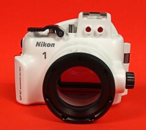 Nikon 1 Underwater Housing Model WP-N1 - White