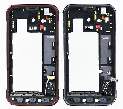 OEM Samsung Galaxy S5 Active G870A FULL Housing w Camera lens Bezel Chassis (A-)