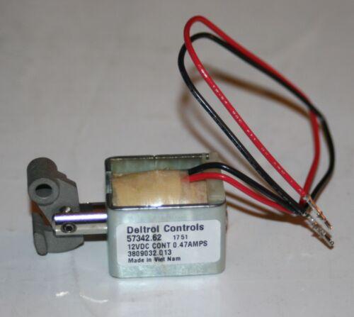 Deltrol Controls 57342.62  Continuous Duty Solenoid 12VDC 0.47AMPS 57342.62