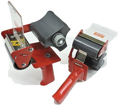 3 Tape Gun Dispenser 2pk Shipping Packaging Box Packing Carton Sealing Mandrel