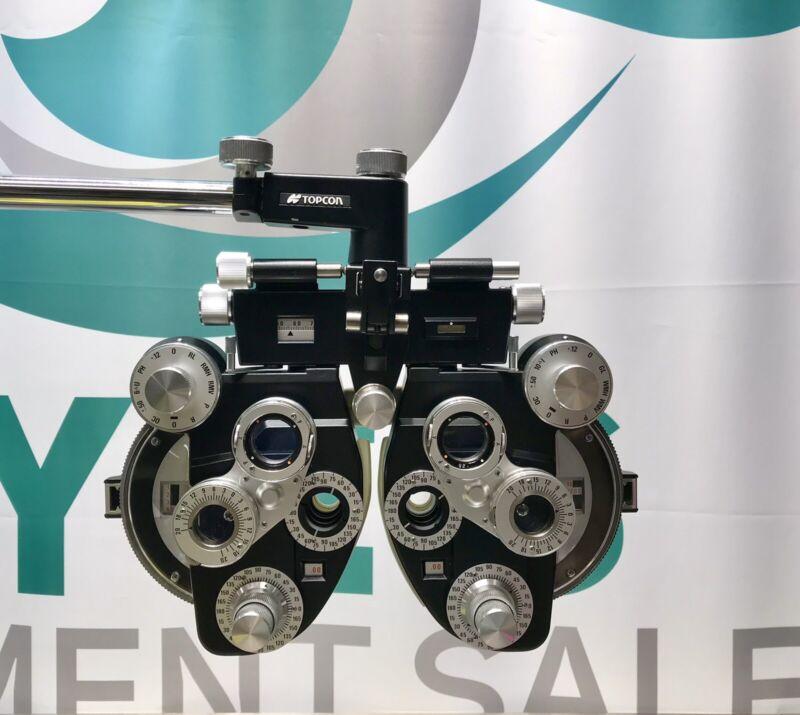 Topcon VT-10 -Minus Phoroptor / Phoropter