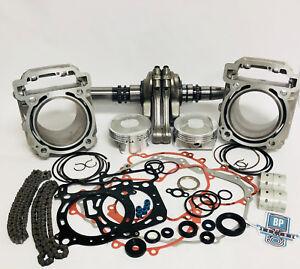 07-15 Can Am Outlander 800 800R Stock Cylinder Crank Complete Engine Rebuild Kit