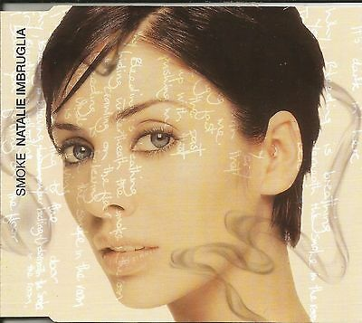 Natalie Imbruglia Smoke 4Trx W  Live   Mix   Video Cd Single Sealed Usa Seller