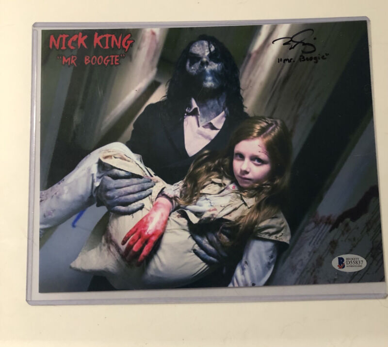 nick king signed