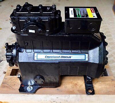 New Copeland Discus 3djhf33ke-tfc-800 Compressor 3ph 208230v Poe