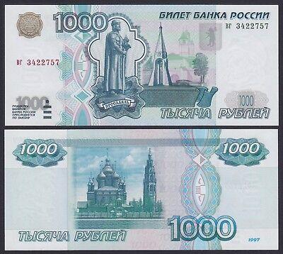 UNC Russia 500 rubles Original Banknotes P-256 1993