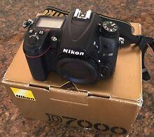 Nikon D7000 digital SLR camera bundle Hobart CBD Hobart City Preview