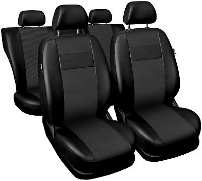 KRE EXCLUSIVE Komplett Set Autositzbezüge Sitzbezüge Schonbezüge für BWM E39