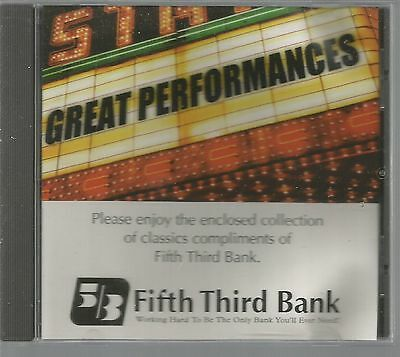 Great Performances 5 3 Fifth Third Bank Cd