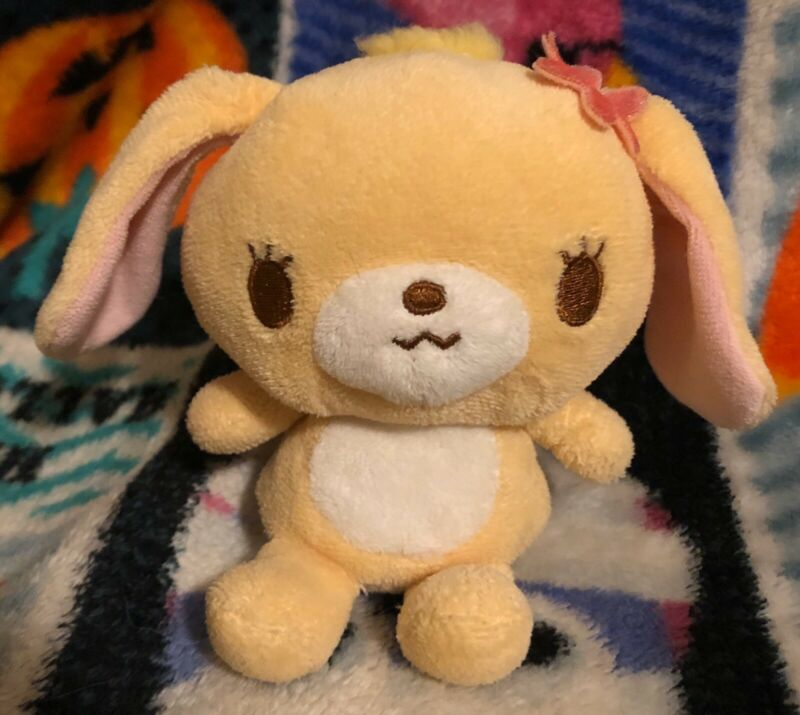 Sanrio Sugarbunnies Yellow Plush