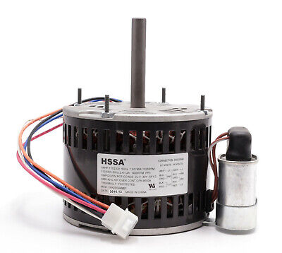 Captive Aire Direct Drive Exhaust Fan Replacement Motor- .180 HP, 1 Phs, 115 V,  ()
