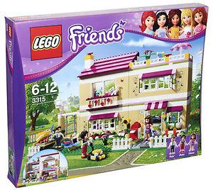 Lego Friends Traumhaus 3315 Ebay