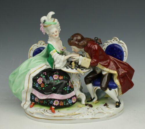 "Scheibe Alsbach Kister figurine ""Chess"" WorldWide"