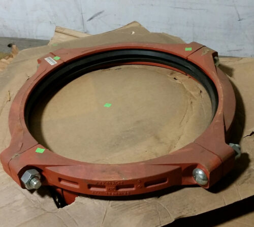 """TYCO/Grinnell 772 Rigid Grooved Coupling 24""""  77224ES"""