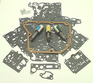 A340 as well 204610 Toyota A340 Valve Body moreover Swap Out Transmission Overdrive Solenoid 200690 additionally 57326H as well Aw4 Tcm Wiring Diagram. on aw4 transmission solenoids