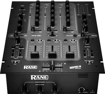 Rane Empath 3 channel DJ Mixer with case