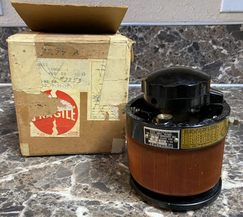 Superior Electric Powerstat Type 20 Variable Transformer 0-115 V Pre-owned