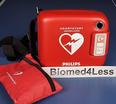 Philips Heartstart Frx Automated External Defibrillator