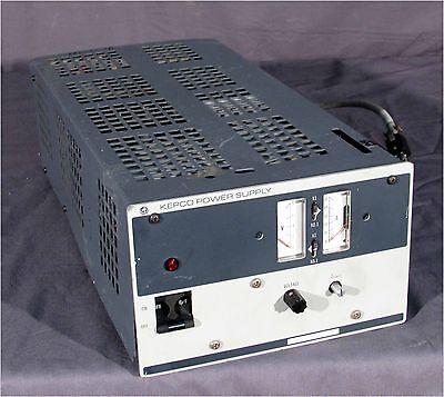 Kepco Jqe 6-45 0-6v0-45a Power Supply
