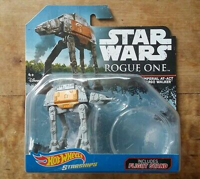 Hot Wheels Starships Star Wars Rogue One Imperial AT-ATC Cargo Walker