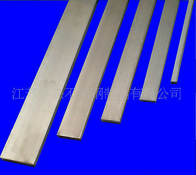1pcs 304 Stainless Steel Flat Bar Plate 3mm X 20mm X 500mm 1.64 Ft Eb-i Gy