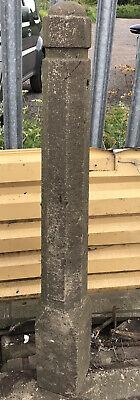 Concrete Ornamental Posts