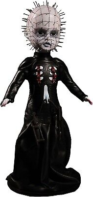 Living Dead Dolls Hellraiser III Pinhead 10-Inch Doll [Black Outfit]](Hellraiser Outfit)