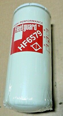 Genuine Fleetguard Hf6579 John Deere Filter At147496 Model 690e-lc More