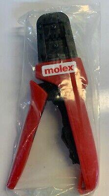 Molex 638190100b Hand Crimp Tool. New Tool.