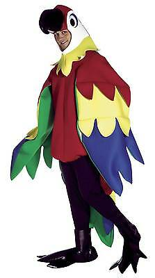 ADULT ANIMAL PARROT BIRD MASCOT FUN PARTY COSTUME NEW GC7135