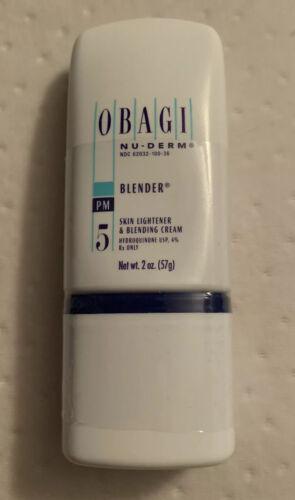 Obagi Nu-Derm #5 - 2 oz New & Sealed Exp 7/21