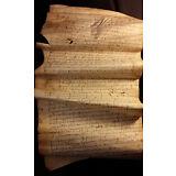 1400s – Parchment in Latin - Rare Old Medieval Manuscript