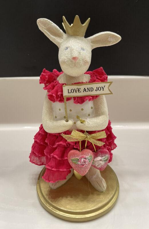 ESC Company: Heather Myers; Spring Easter Bunny