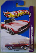 Hot Wheels 2013 Super Treasure Hunt 69 Camaro