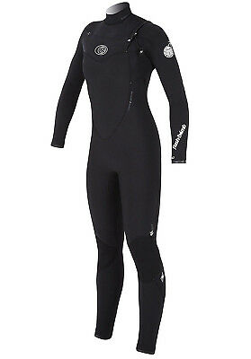 RIP CURL Women's 3.2mm FLASH BOMB CZ Wetsuit - BLK - Size 14 - NWT