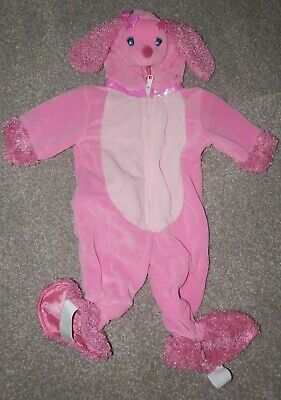 Halloween Costumes For Infants 3 6 Months (Pink Precious Poodle size 3-6 months baby halloween costume  great for photo)
