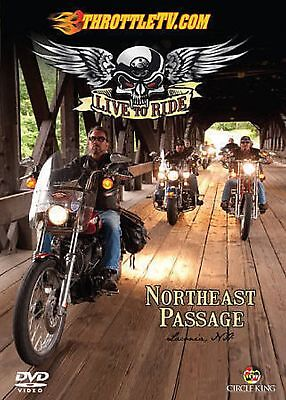 Dvd   Sports   Live To Ride   Northeast Passage   Throttletv Com  Michael Callan
