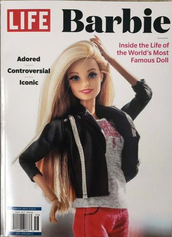 INSIDE THE LIFE OF THE WORLD FAMOUS BARBIE DOLL LIFE MAGAZINE 2020