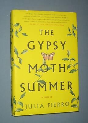 *  GYPSY MOTH SUMMER  *  signed 1st edition  -  nice copy