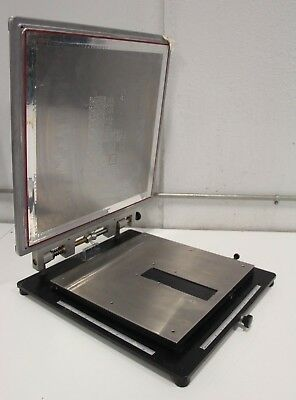 Ok Industries Ssp-95a Stencil Printer 11x11 20x20