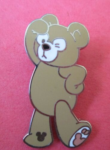 Duffy the Thinking Teddy Bear - Disney Pin