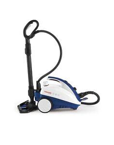 Polti® Vaporetto Smart Steam Mop in Blue/White