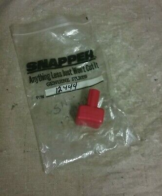 New Snapper Red Battery Cable Cover 12444